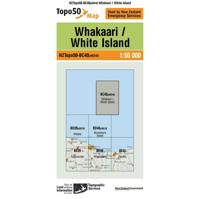 Buy Topo50 BC40 Whakaari/White Island NZ | NZ's Best Trail Running and Crossfit | Highbeam.co.nz - Get out there and go for a run!