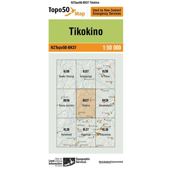 Buy Topo50 BK37 Tikokino NZ | NZ's Best Trail Running and Crossfit | Highbeam.co.nz - Get out there and go for a run!