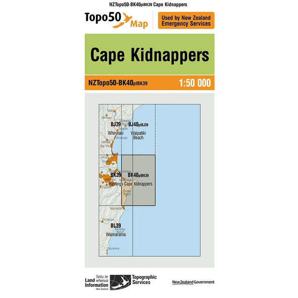 Buy Topo50 BK40 Cape Kidnappers NZ | NZ's Best Trail Running and Crossfit | Highbeam.co.nz - Get out there and go for a run!