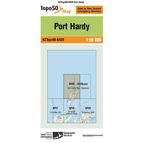 Buy Topo50 BN28 Port Hardy NZ | NZ's Best Trail Running and Crossfit | Highbeam.co.nz - Get out there and go for a run!