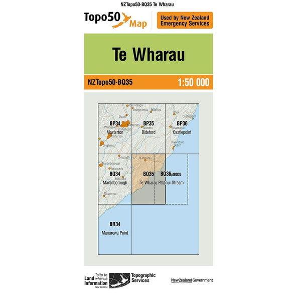 Buy Topo50 BQ35 Te Wharau NZ | NZ's Best Trail Running and Crossfit | Highbeam.co.nz - Get out there and go for a run!