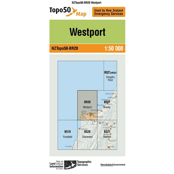 Buy Topo50 BR20 Westport NZ | NZ's Best Trail Running and Crossfit | Highbeam.co.nz - Get out there and go for a run!
