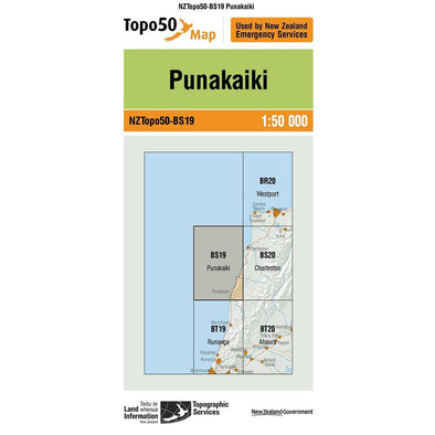 Buy Topo50 BS19 Punakaiki NZ | NZ's Best Trail Running and Crossfit | Highbeam.co.nz - Get out there and go for a run!