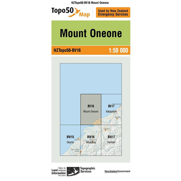 Buy Topo50 BV16 Mount Oneone NZ | NZ's Best Trail Running and Crossfit | Highbeam.co.nz - Get out there and go for a run!