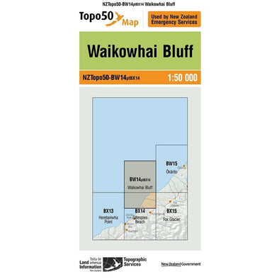 Buy Topo50 BW14 Waikowhai NZ | NZ's Best Trail Running and Crossfit | Highbeam.co.nz - Get out there and go for a run!