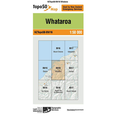 Buy Topo50 BW16 Whataroa NZ | NZ's Best Trail Running and Crossfit | Highbeam.co.nz - Get out there and go for a run!