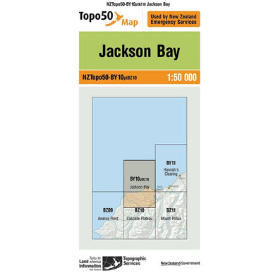 Buy Topo50 BY10 Jackson Bay NZ | NZ's Best Trail Running and Crossfit | Highbeam.co.nz - Get out there and go for a run!