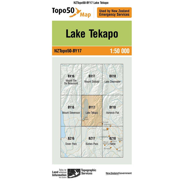 Buy Topo50 BY17 Lake Tekapo NZ | NZ's Best Trail Running and Crossfit | Highbeam.co.nz - Get out there and go for a run!