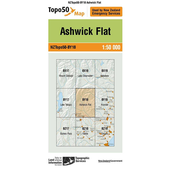 Buy Topo50 BY18 Ashwick Flat NZ | NZ's Best Trail Running and Crossfit | Highbeam.co.nz - Get out there and go for a run!