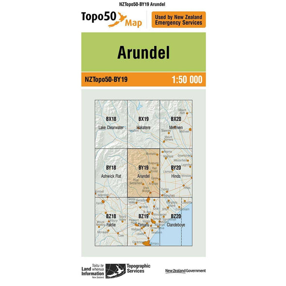 Buy Topo50 BY19 Arundel NZ | NZ's Best Trail Running and Crossfit | Highbeam.co.nz - Get out there and go for a run!