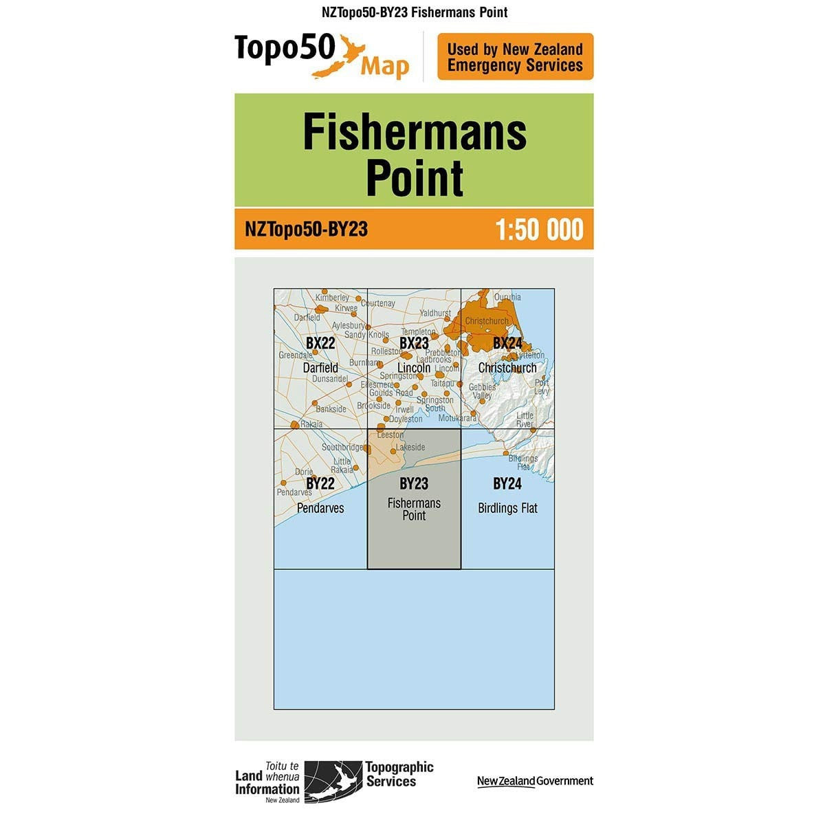 Topo50 BY23 Fishermans Point