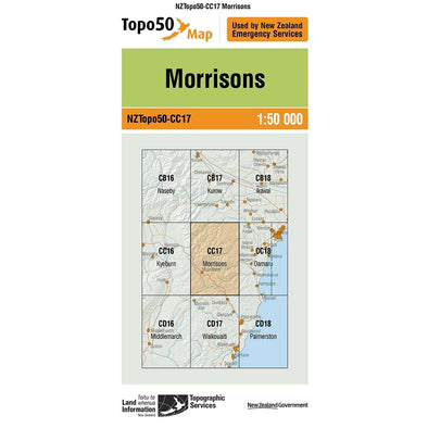 Buy Topo50 CC17 Morrisons NZ | NZ's Best Trail Running and Crossfit | Highbeam.co.nz - Get out there and go for a run!