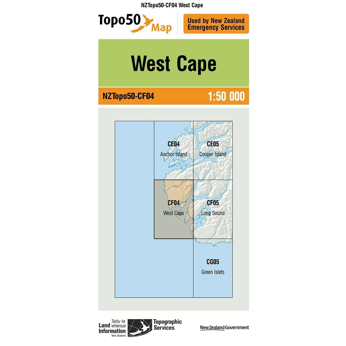 Buy Topo50 CF04 West Cape NZ | NZ's Best Trail Running and Crossfit | Highbeam.co.nz - Get out there and go for a run!