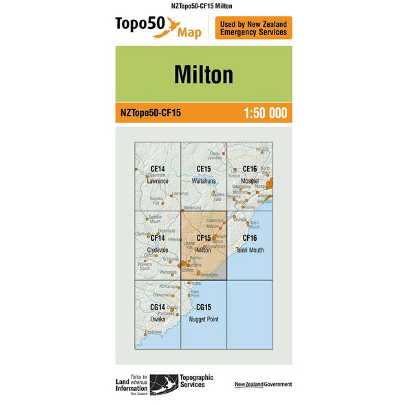 Buy Topo50 CF15 Milton NZ | NZ's Best Trail Running and Crossfit | Highbeam.co.nz - Get out there and go for a run!