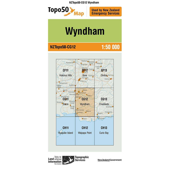 Buy Topo50 CG12 Wyndham NZ | NZ's Best Trail Running and Crossfit | Highbeam.co.nz - Get out there and go for a run!