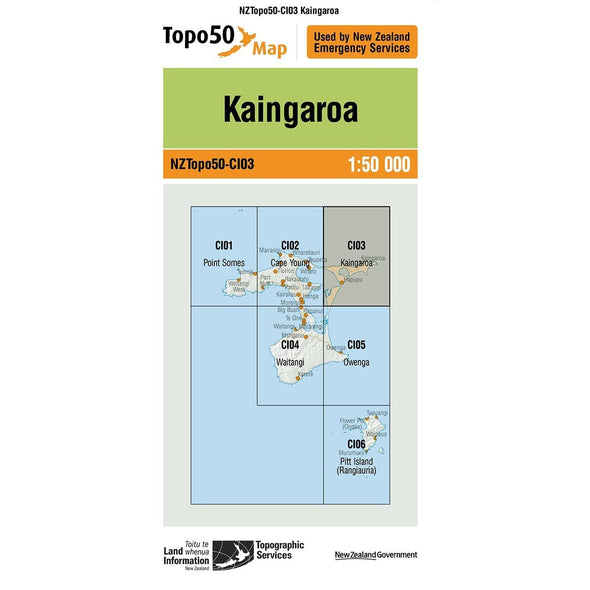 Buy Topo50 CI03 Kaingaroa NZ | NZ's Best Trail Running and Crossfit | Highbeam.co.nz - Get out there and go for a run!