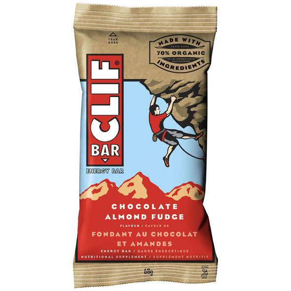 Buy CLIF Bar Chocolate Almond Fudge NZ | NZ's Best Trail Running and Crossfit | Highbeam.co.nz - Get out there and go for a run!