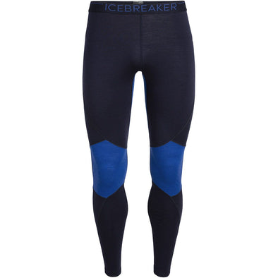 Buy Icebreaker Men's BodyfitZONE 260 Zone Leggings NZ | NZ's Best Trail Running and Crossfit | Highbeam.co.nz - Get out there and go for a run!