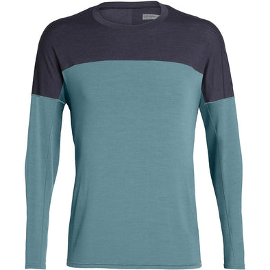 Buy Icebreaker Men's Kinetica LS Crewe NZ | NZ's Best Trail Running and Crossfit | Highbeam.co.nz - Get out there and go for a run!