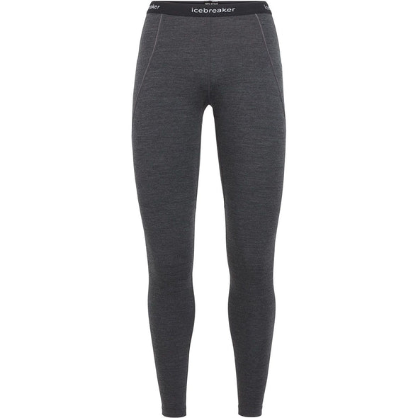 Buy Icebreaker Women's BodyfitZONE 260 Zone Leggings NZ | NZ's Best Trail Running and Crossfit | Highbeam.co.nz - Get out there and go for a run!