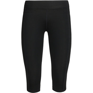 Buy Icebreaker Women's Comet 3/4 Tights Clearance NZ | NZ's Best Trail Running and Crossfit | Highbeam.co.nz - Get out there and go for a run!