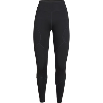 Buy Icebreaker Women's Tranquil Tights NZ | NZ's Best Trail Running and Crossfit | Highbeam.co.nz - Get out there and go for a run!