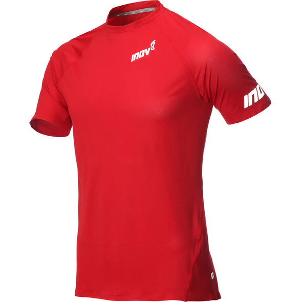 Buy Inov-8 Men's AT/C Short Sleeve Base Layer NZ | NZ's Best Trail Running and Crossfit | Highbeam.co.nz - Get out there and go for a run!