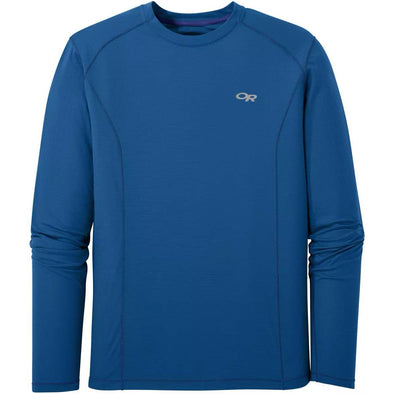 Buy Outdoor Research Men's Echo LS Tee NZ | NZ's Best Trail Running and Crossfit | Highbeam.co.nz - Get out there and go for a run!