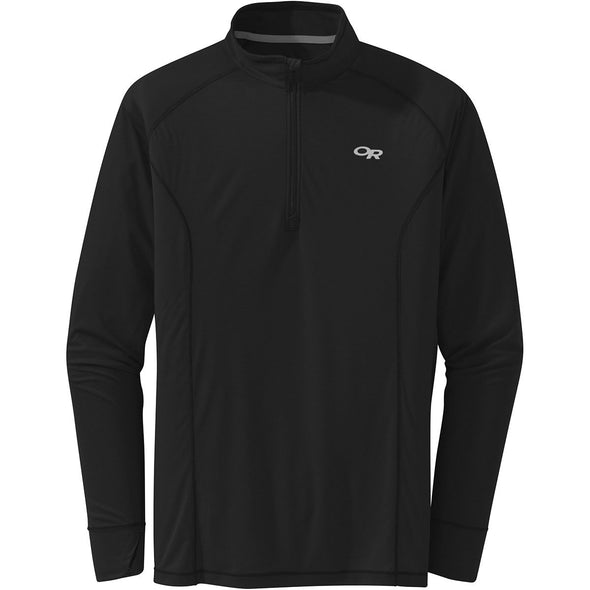 Buy Outdoor Research Men's Echo 1/4 Zip NZ | NZ's Best Trail Running and Crossfit | Highbeam.co.nz - Get out there and go for a run!