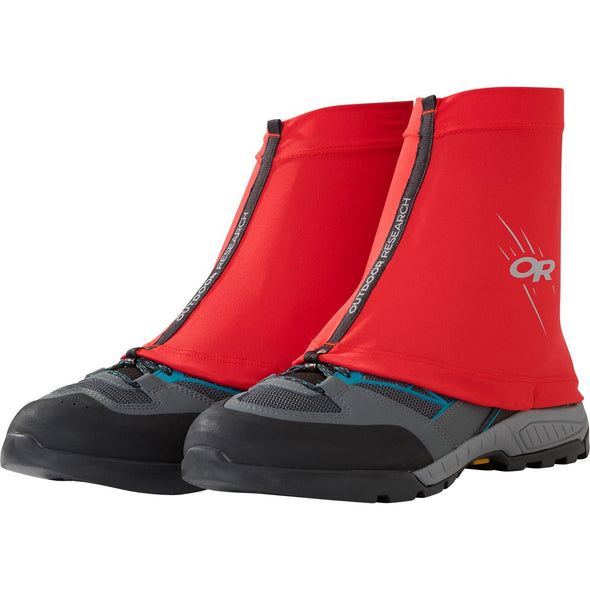 Buy Outdoor Research Surge Running Gaiters NZ | NZ's Best Trail Running and Crossfit | Highbeam.co.nz - Get out there and go for a run!