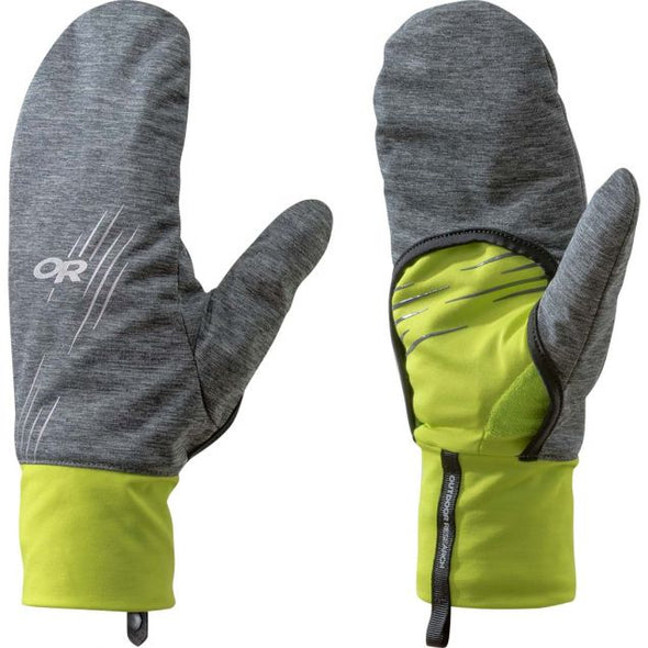 Buy Outdoor Research Overdrive Convertible Gloves NZ | NZ's Best Trail Running and Crossfit | Highbeam.co.nz - Get out there and go for a run!