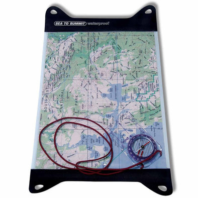 Buy Sea to Summit TPU Guide Map Case NZ | NZ's Best Trail Running and Crossfit | Highbeam.co.nz - Get out there and go for a run!