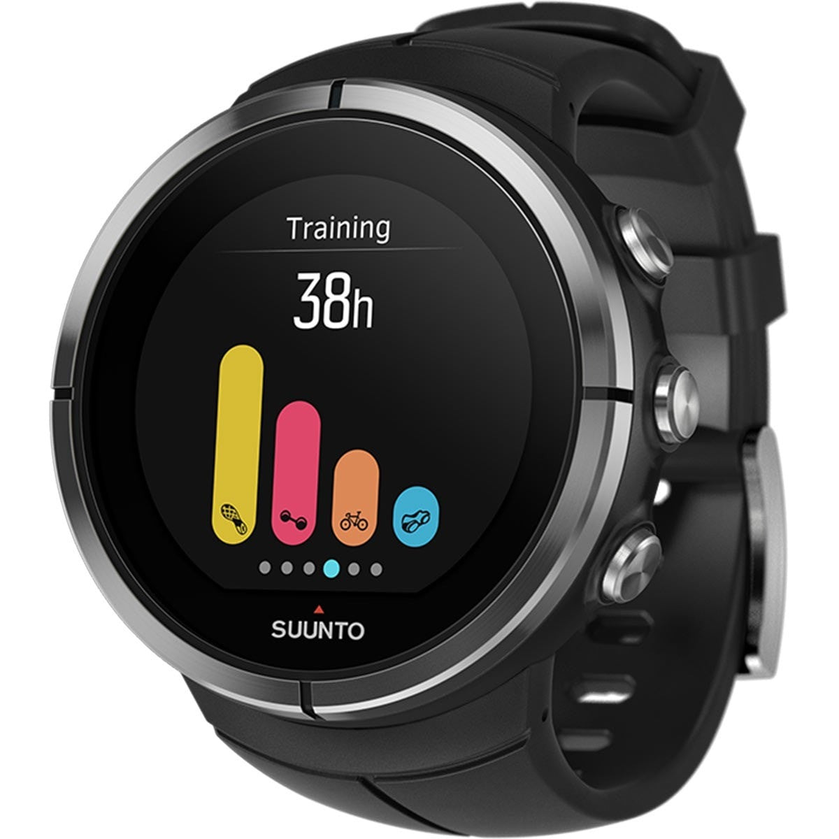 Suunto Spartan Ultra Multisport (HR) GPS Watch