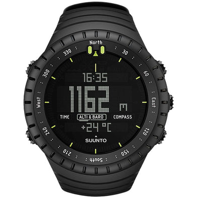 Buy Suunto Core Altimeter Watch NZ | NZ's Best Trail Running and Crossfit | Highbeam.co.nz - Get out there and go for a run!
