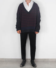 Load image into Gallery viewer, Oversized Runway Wool Sweater