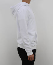 Load image into Gallery viewer, White Rive Gauche Logo Hoodie