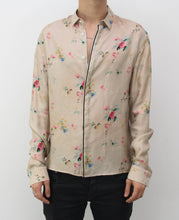 Load image into Gallery viewer, Beige Floral Shirt