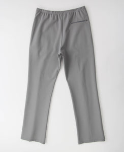 Grey Viscose Blend Tracksuit Trousers