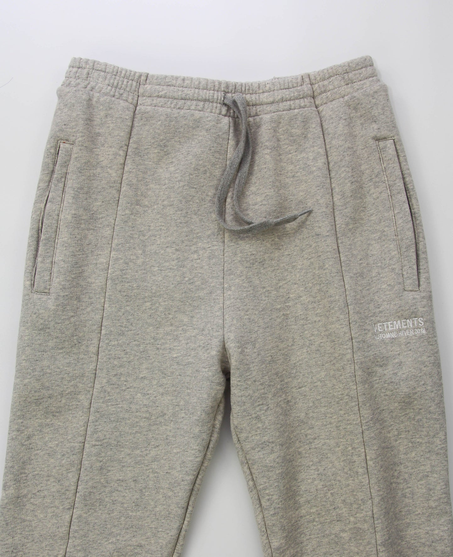 Melangé Logo Sweatpants