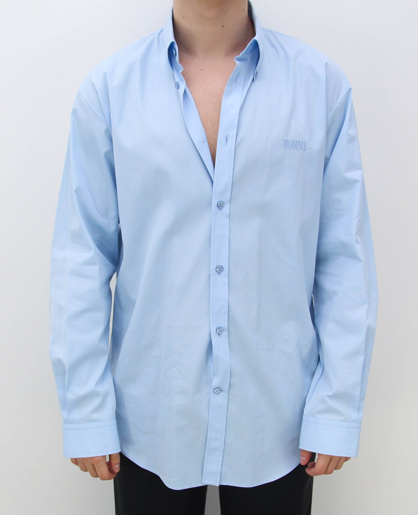Homme Embroidered Shirt