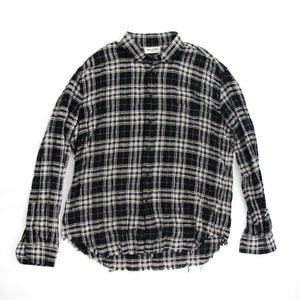 Checkend Distressed Flannel