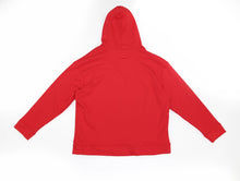Load image into Gallery viewer, Red ´´Joy Division´´ Hoodie