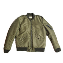 Load image into Gallery viewer, MA1 Army Bomber Jacket