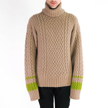 Load image into Gallery viewer, Angora Wool Turtleneck
