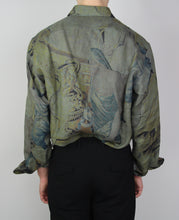 Load image into Gallery viewer, Green Parrot Shirt