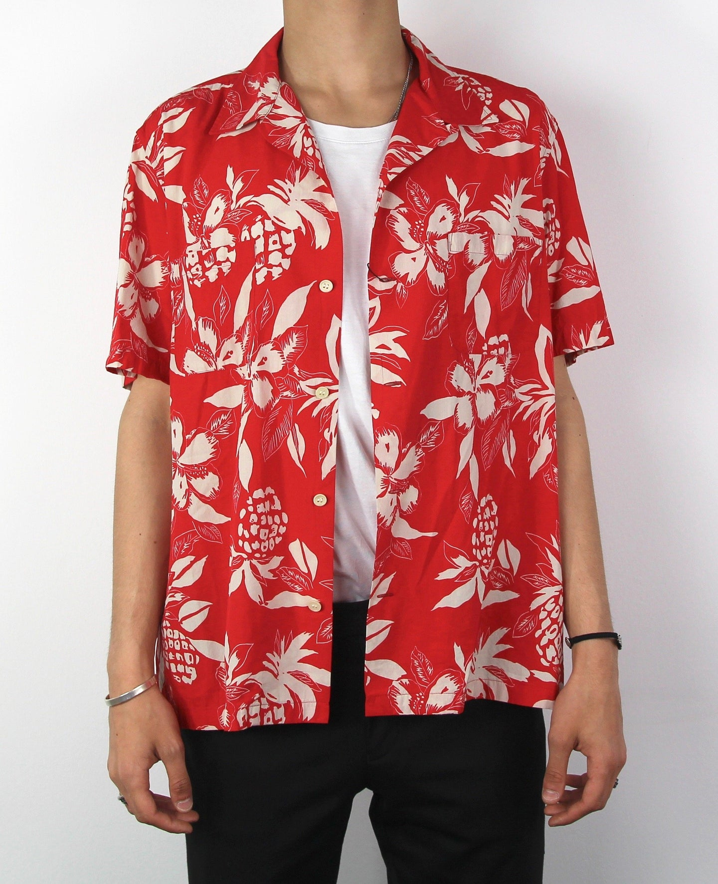 Red Hawai Shirt