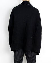 Load image into Gallery viewer, Firemen Buckle Knit Runway Sweater