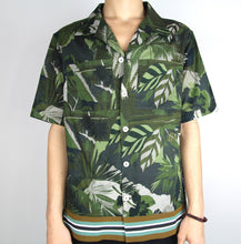 Load image into Gallery viewer, Short Sleeve Camp Collar Shirt