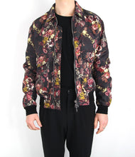 Load image into Gallery viewer, Rose Bomber Jacket