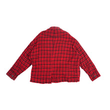 Load image into Gallery viewer, FW17 Quilted Red Runway Sample Shirt